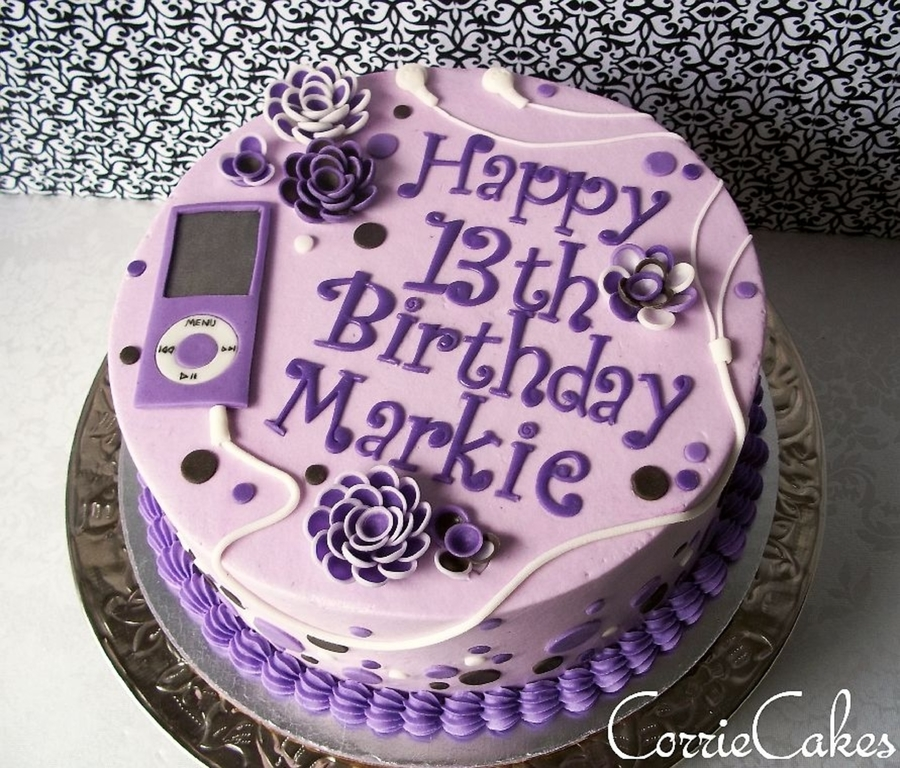 Ipurple on Cake Central
