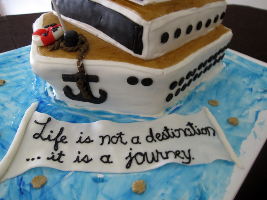 Cake Decorating Cruise