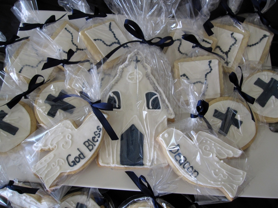 First Holy Communion Cookies on Cake Central