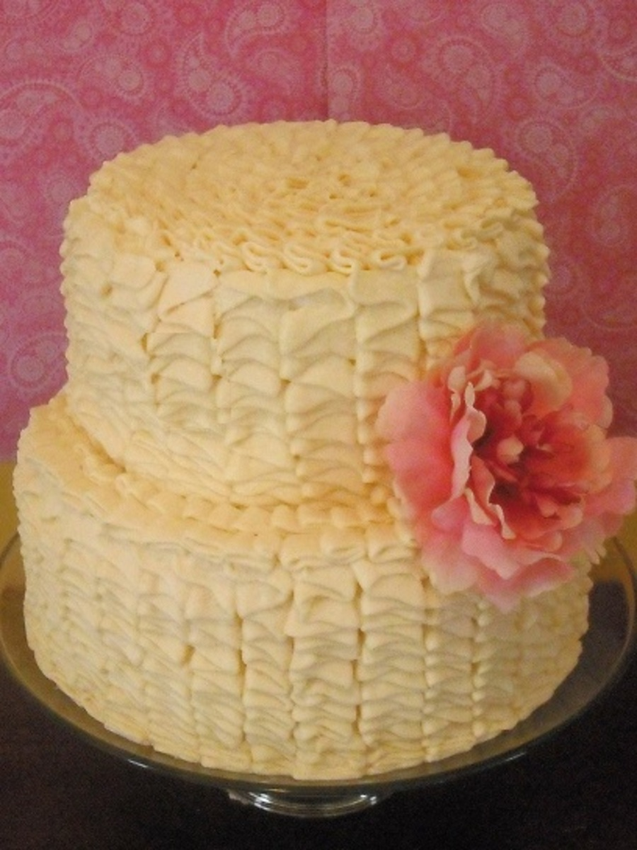 Ruffled on Cake Central