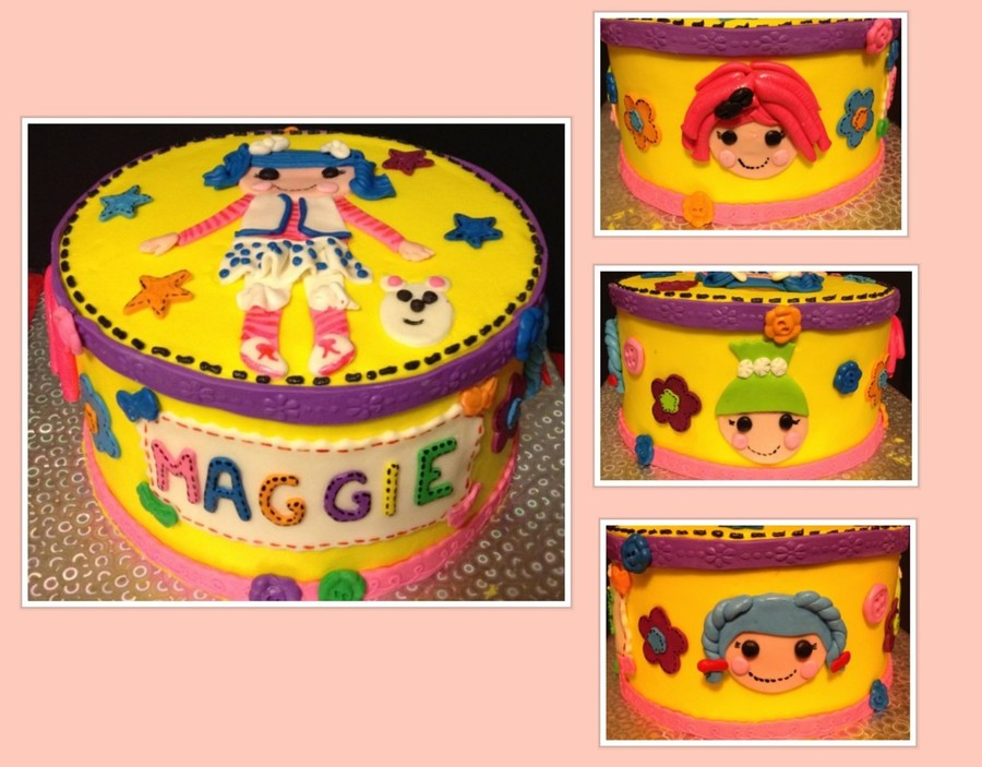 Lalaloopsy on Cake Central