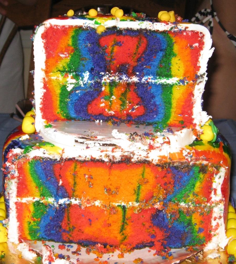 Tie Dye Cake Cakecentral Com