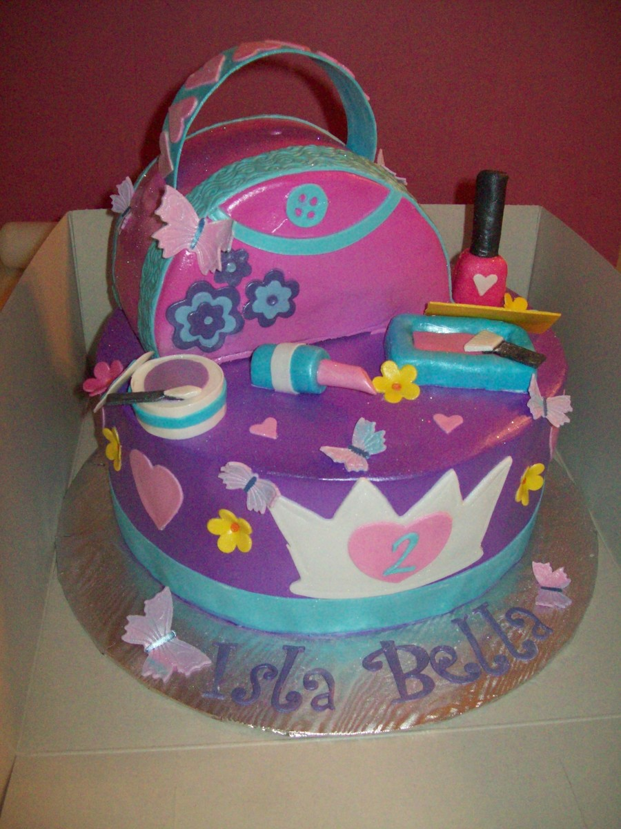 Butterfly Purse on Cake Central