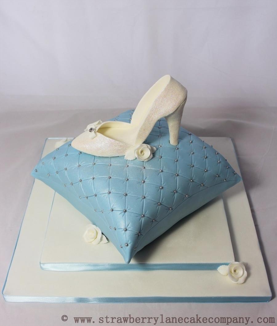Pillow Wedding Cake Tutorial