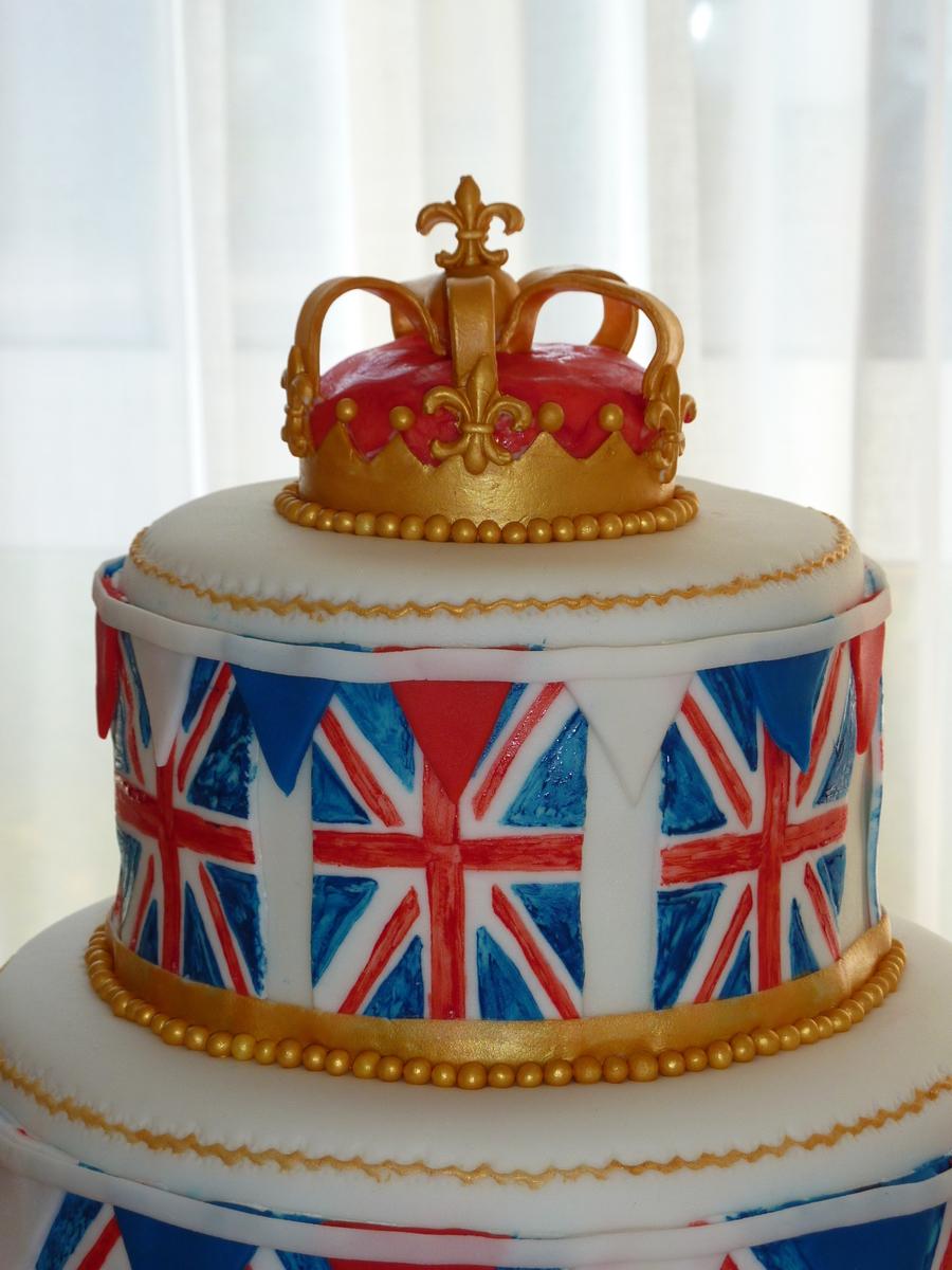 Happy Birthday Jack Cake