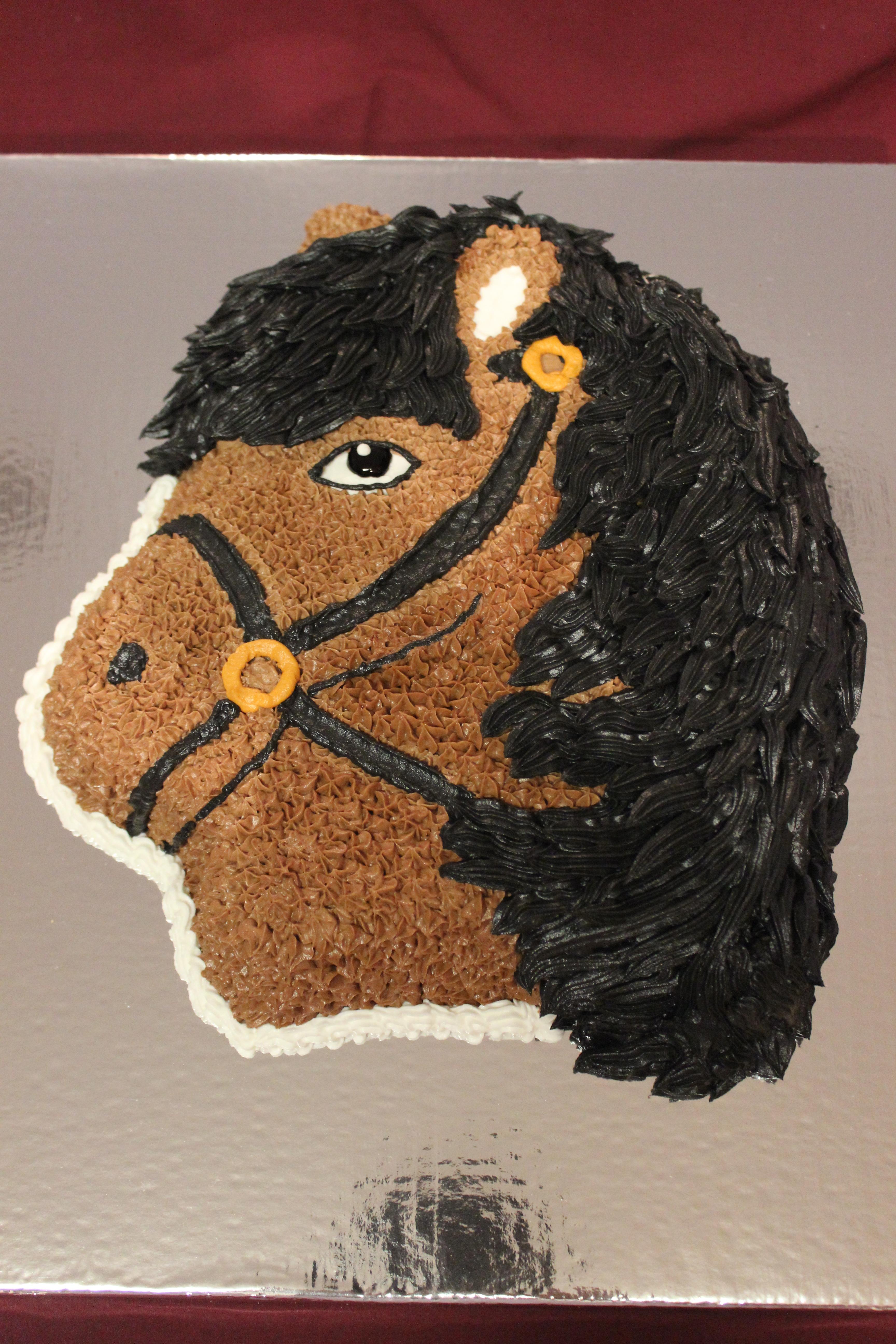 Wilton Horse Birthday Cake Cakecentral Com