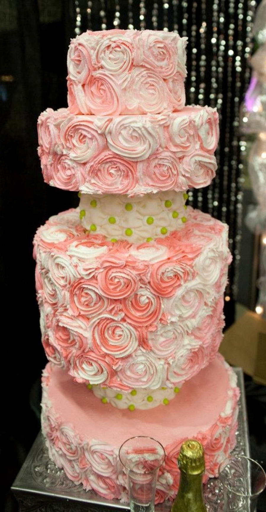 Bouquet Of Roses on Cake Central