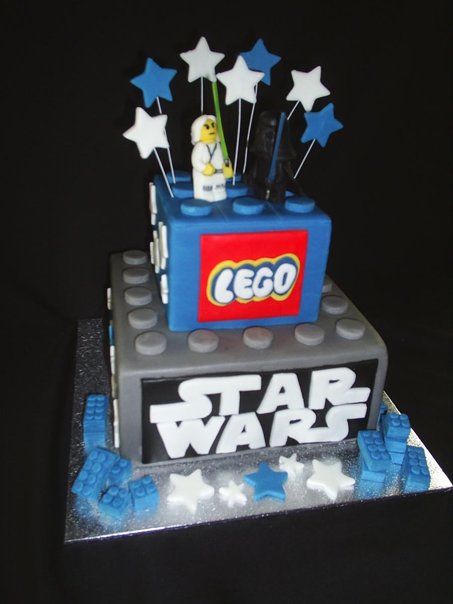 Lego Star Wars Cakecentral Com