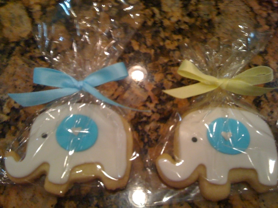 Elephant Cookies Cakecentral