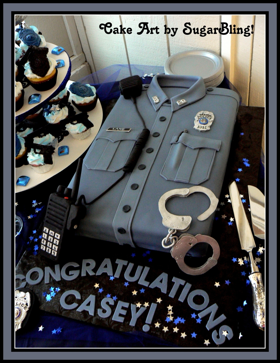 Casey's Academy Graduation on Cake Central