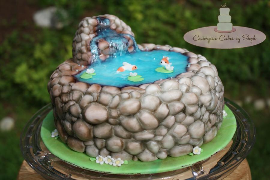 Koi Pond Cakecentral Com
