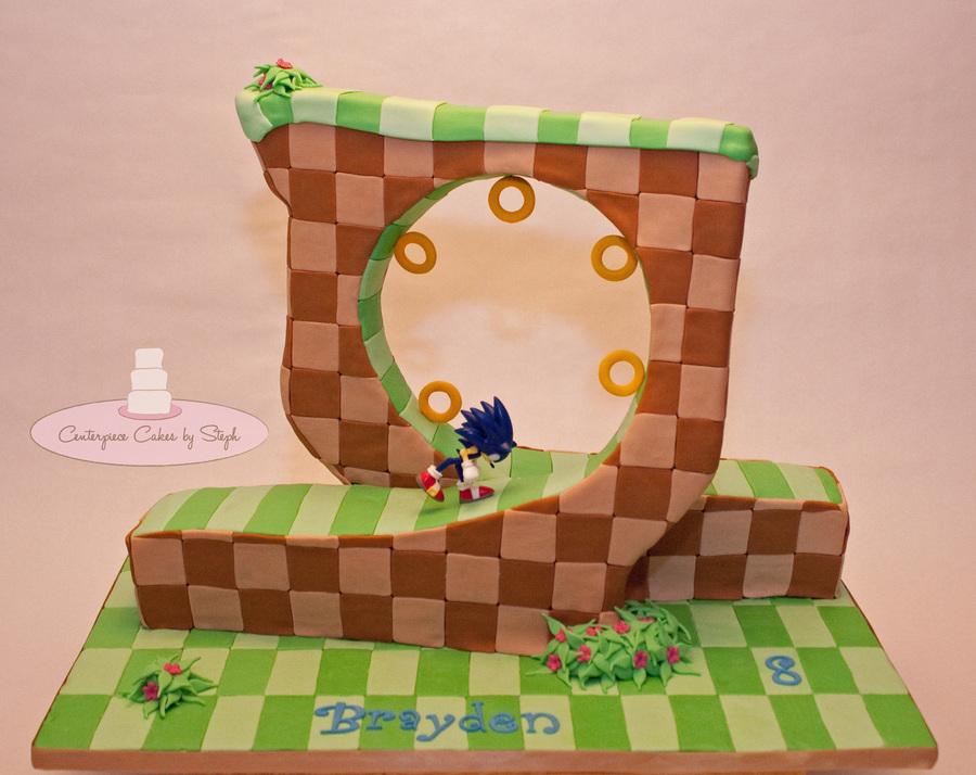 Hedgehog Cake Tutorial