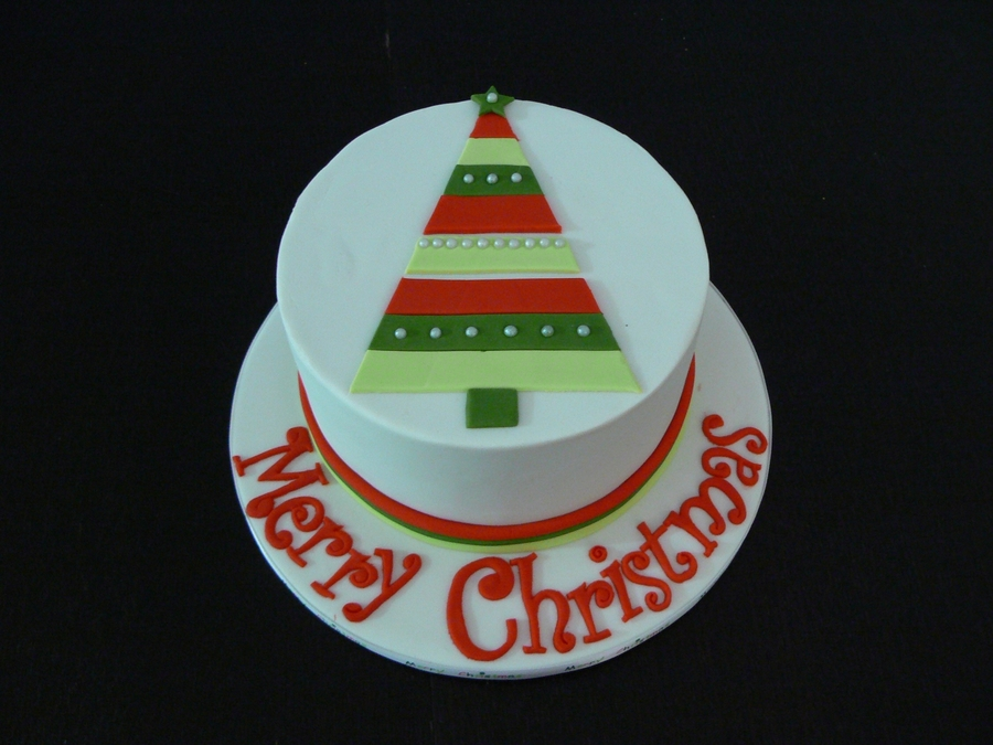 Christmas 2011 on Cake Central
