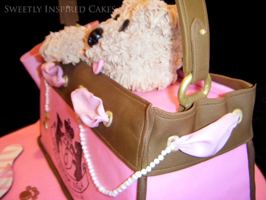 Juicy Couture Cake Purse