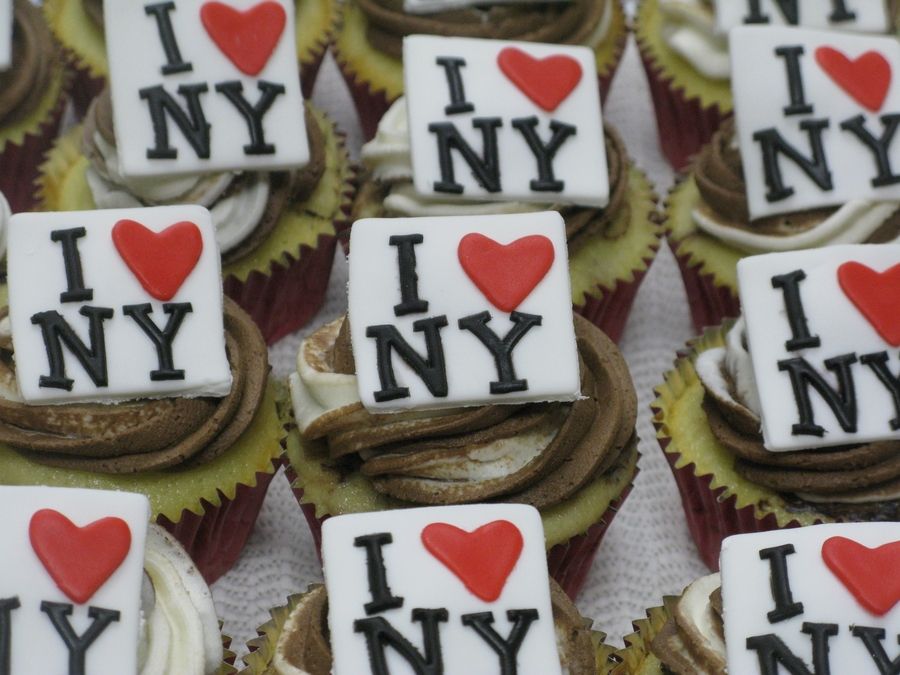 I Love Ny Cupcakes on Cake Central