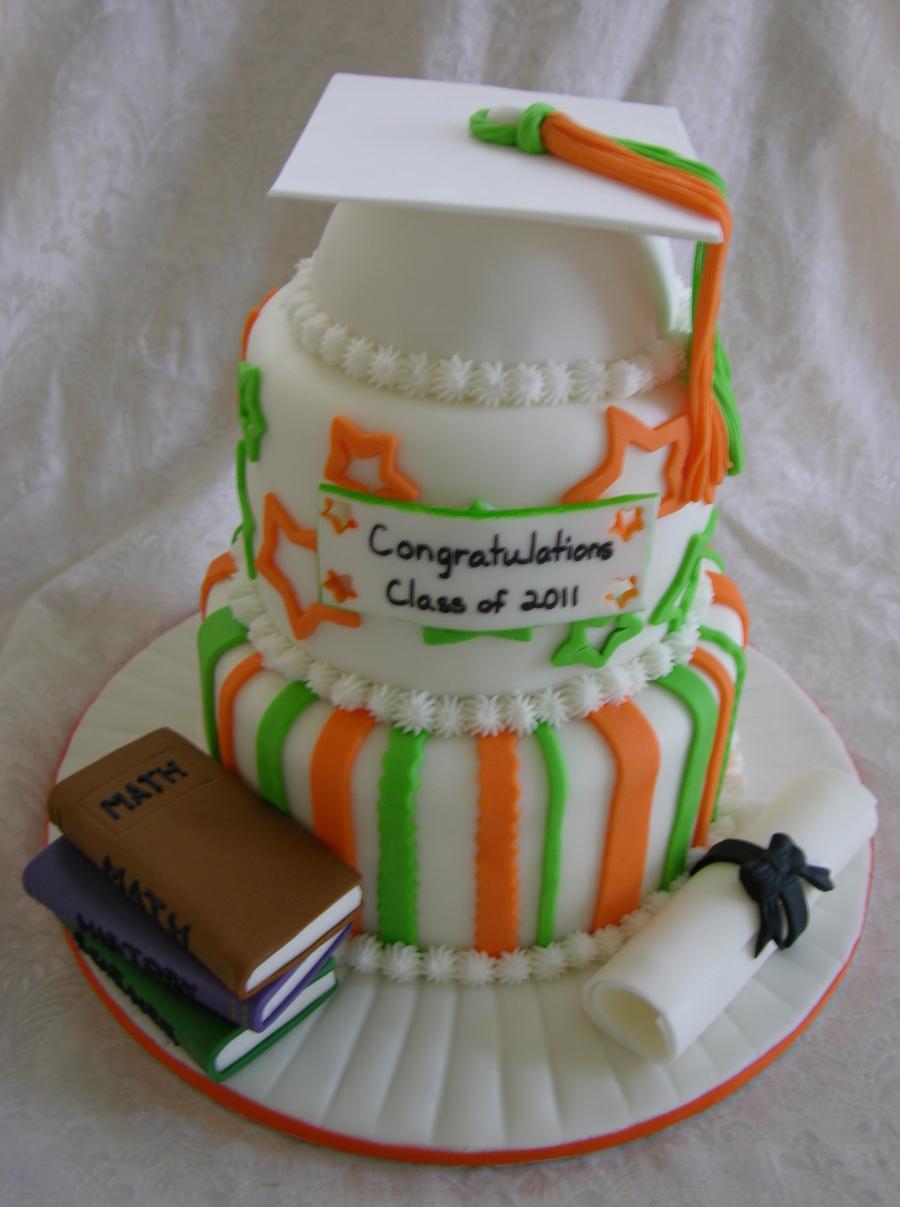 Chocolate Orange Swirl Cake