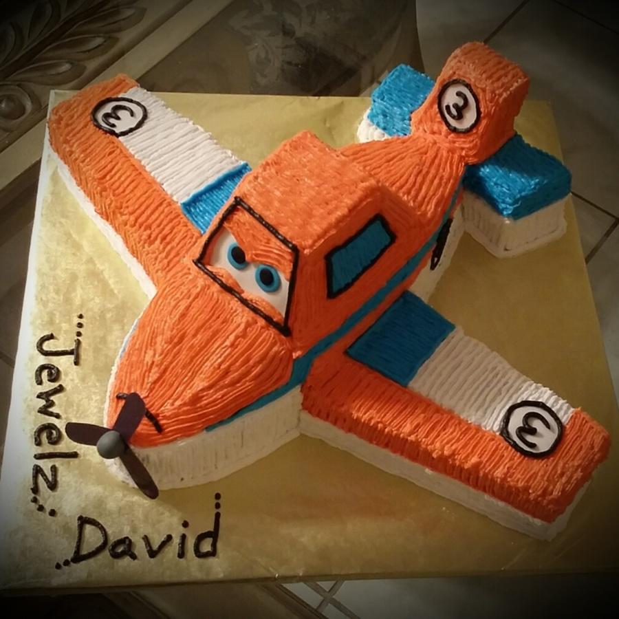 Skipper Birthday Cake