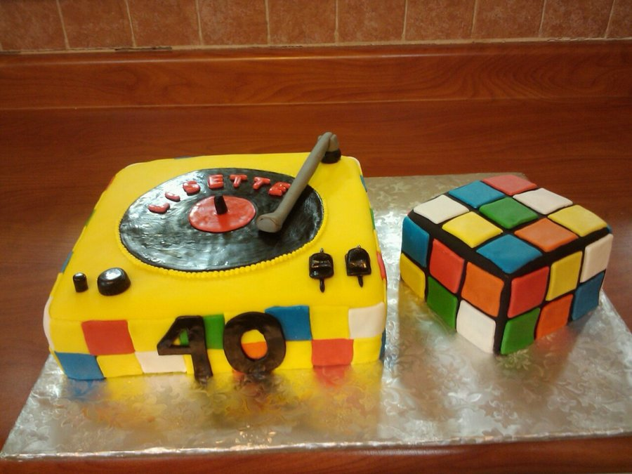 70s Birthday Cake Cakecentral