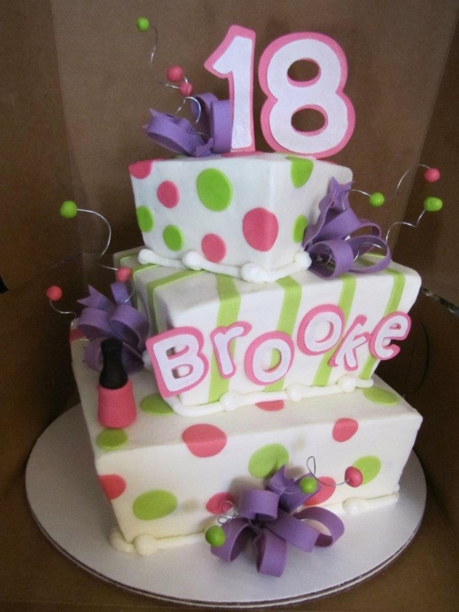 Awesome Funky Birthday Cake Cakecentral Com Personalised Birthday Cards Arneslily Jamesorg