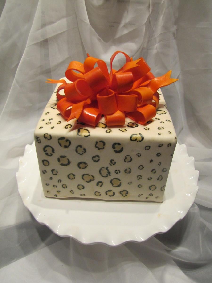 Enjoyable Cheetah Birthday Cake Cakecentral Com Funny Birthday Cards Online Benoljebrpdamsfinfo