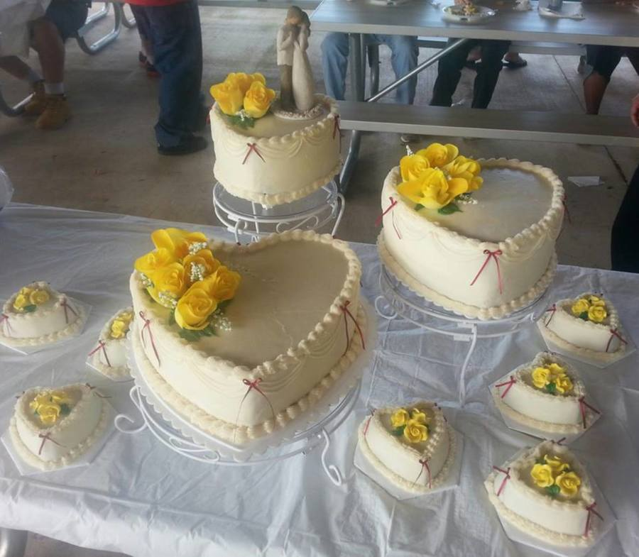 Wedding Carrot Cake With Cream Cheese Icing