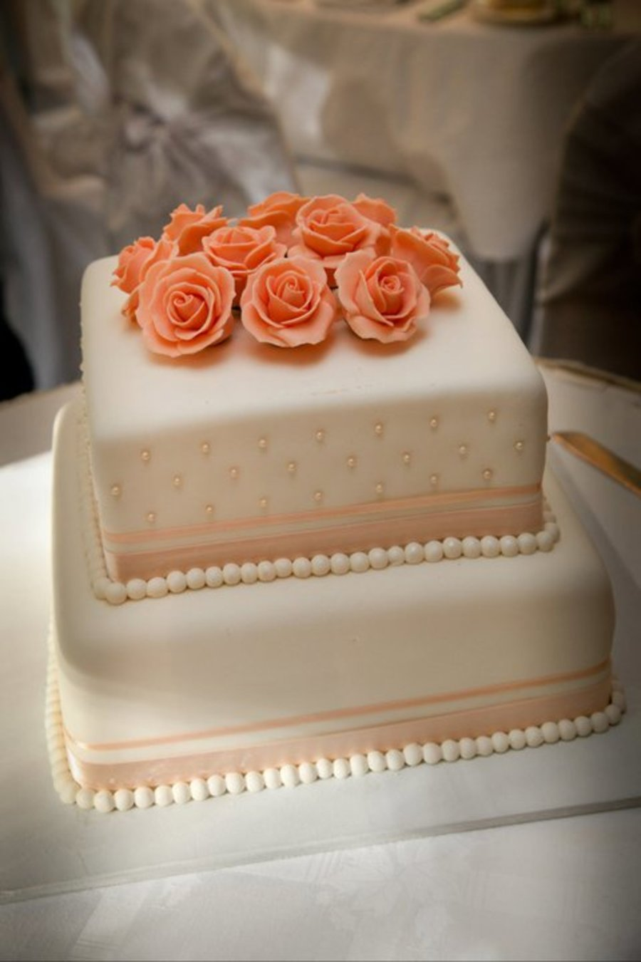 Peach Cream Filling For Cake