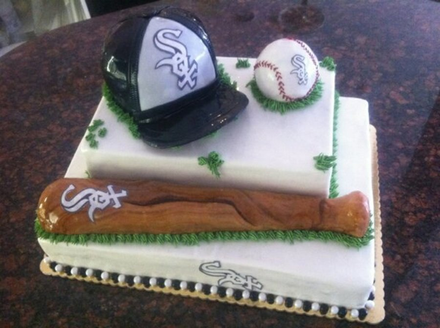 White Sox Cake on Cake Central