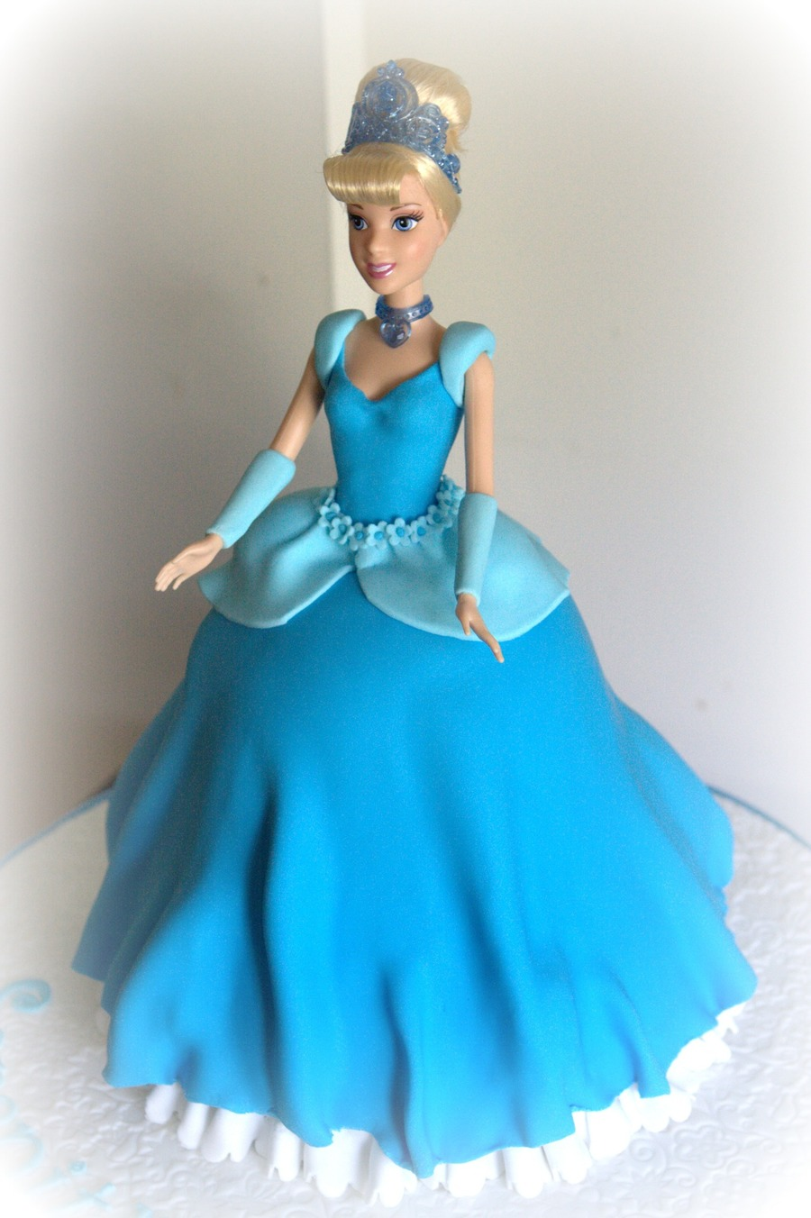 Cinderella Birthday Cake Recipe