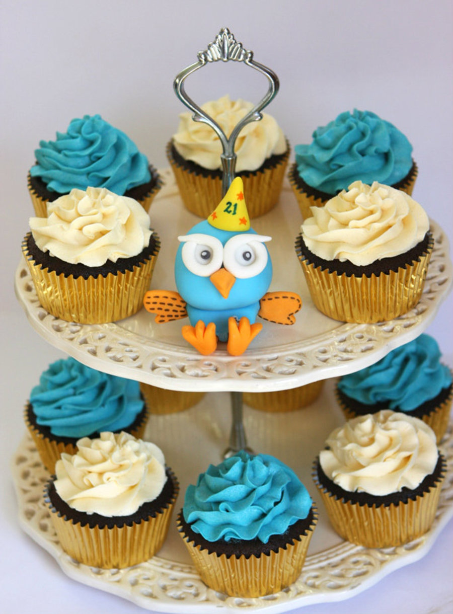Hoot Owl Cake Recipe
