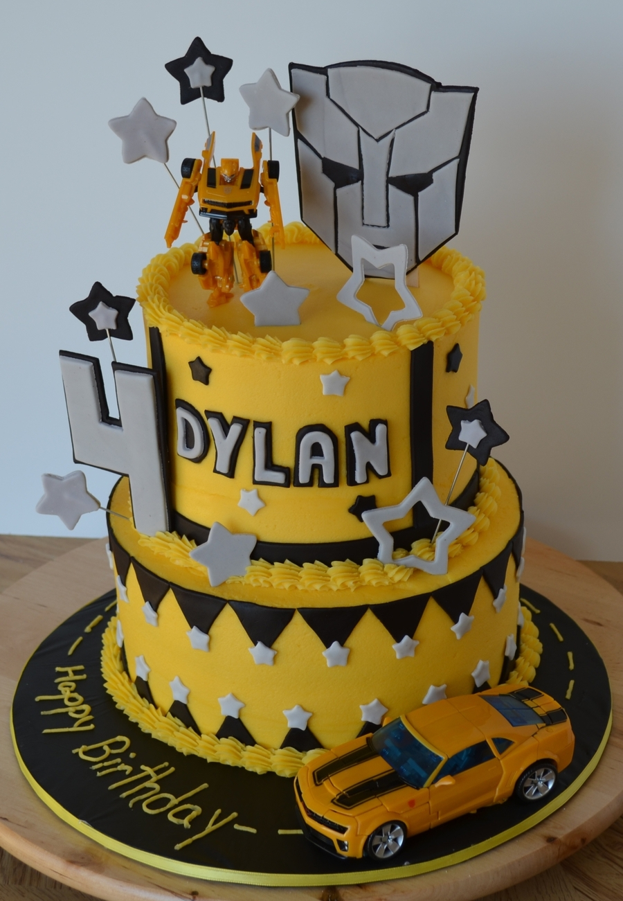Transformers: Robots In Disguise on Cake Central