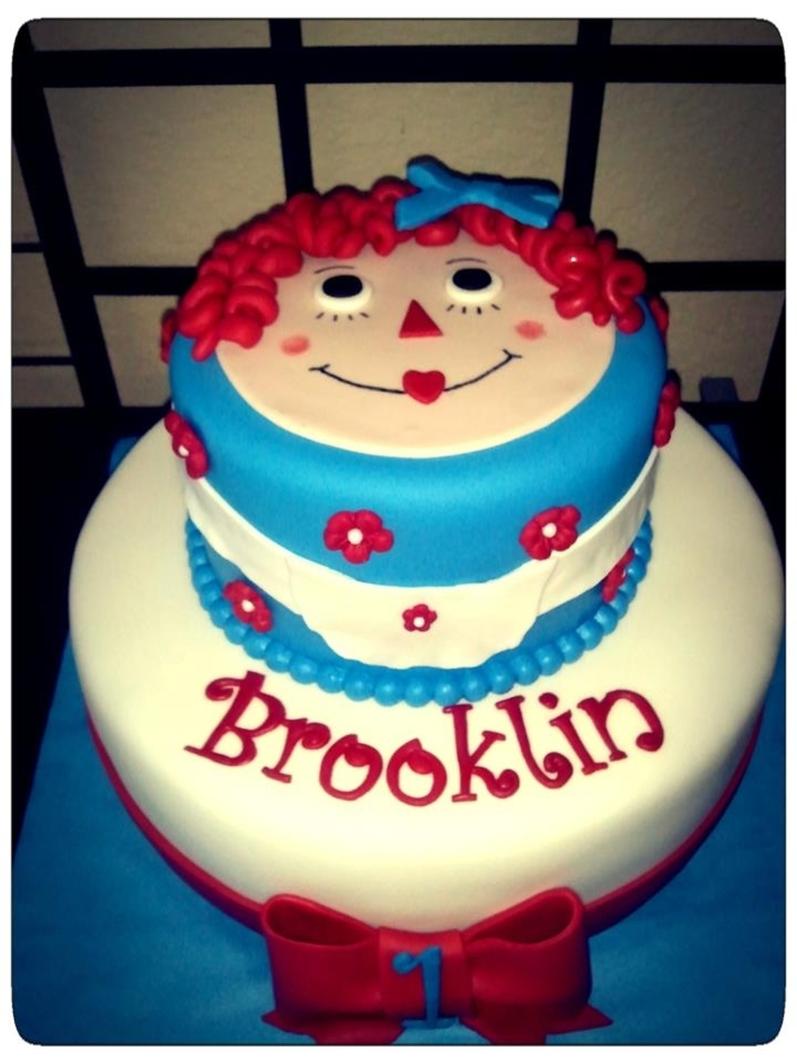 Raggedy Ann Cakecentral