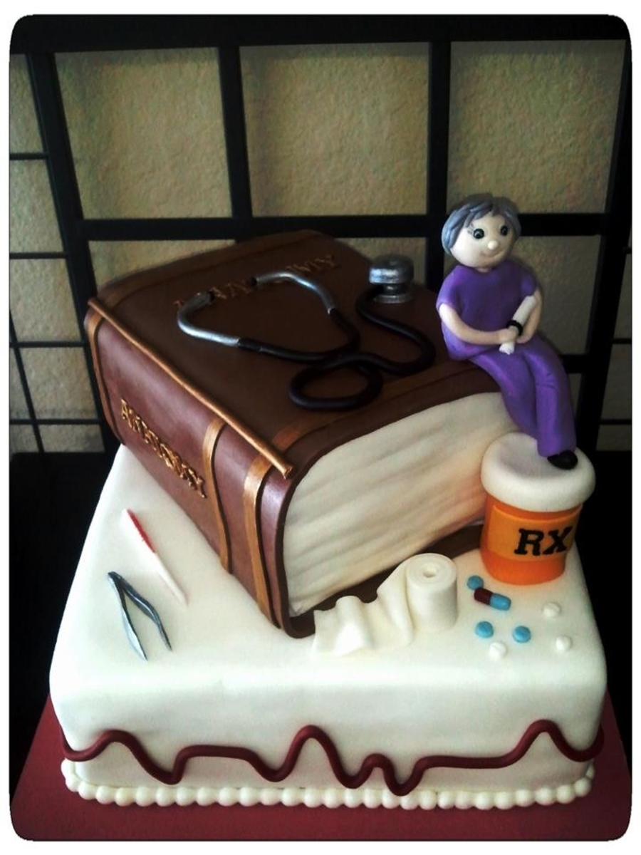 Nursing School Cake on Cake Central