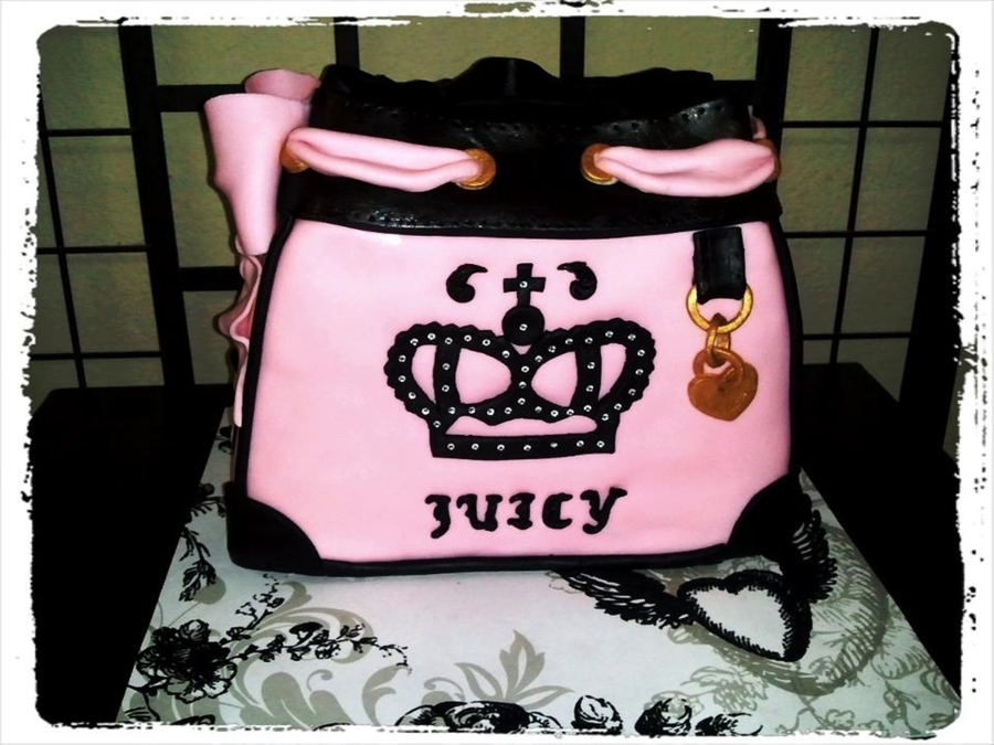 Juicy Purse on Cake Central