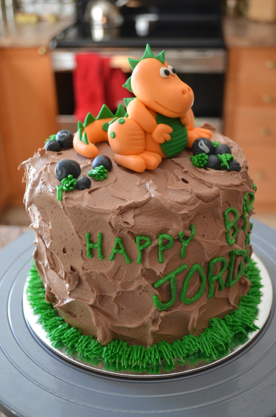 Dino Birthday on Cake Central