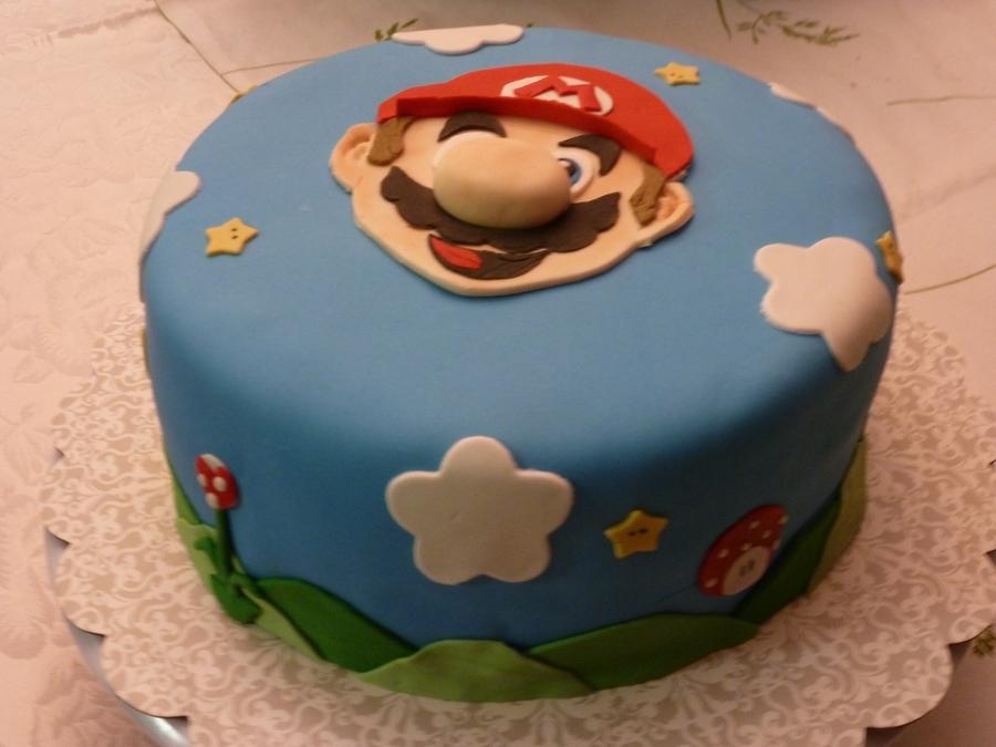 Pound Cake Birthday Cake Recipe