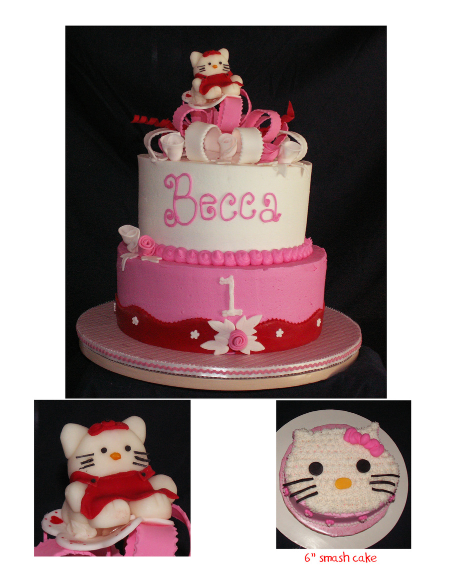 Hello Kitty Birthday Cakes on Cake Central