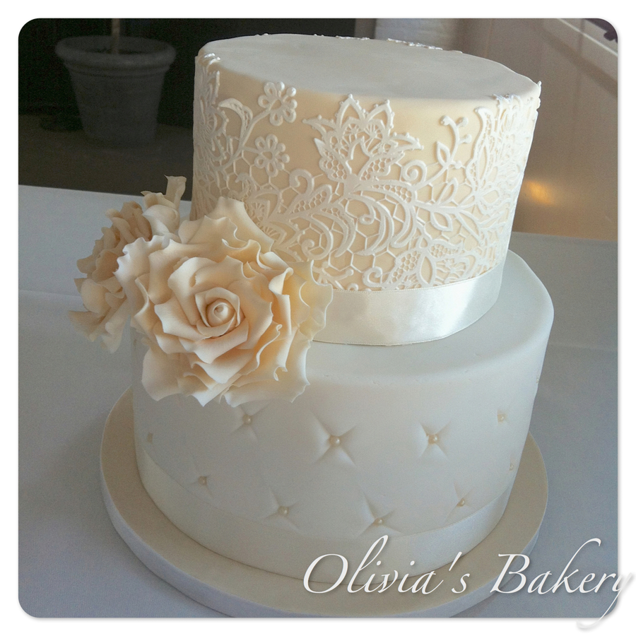 Wedding Cakes Chesterfield