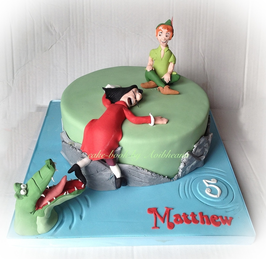 Peter Pan on Cake Central