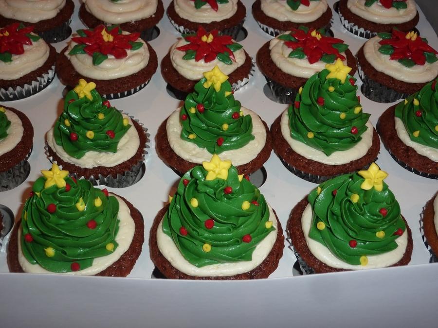winter wonderland cupcakes cakecentralcom