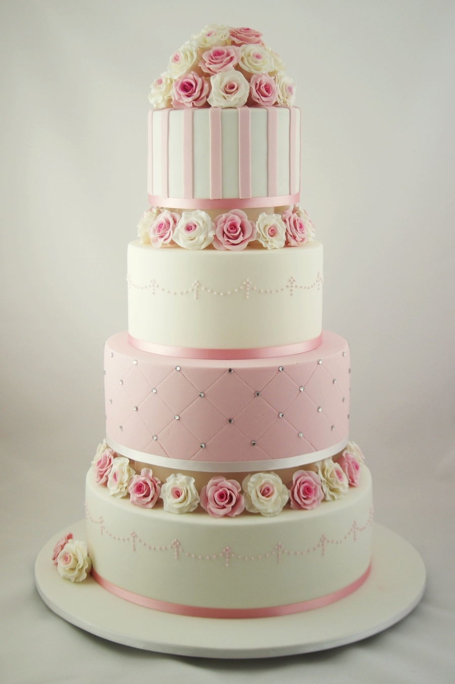 Pretty And Pink on Cake Central