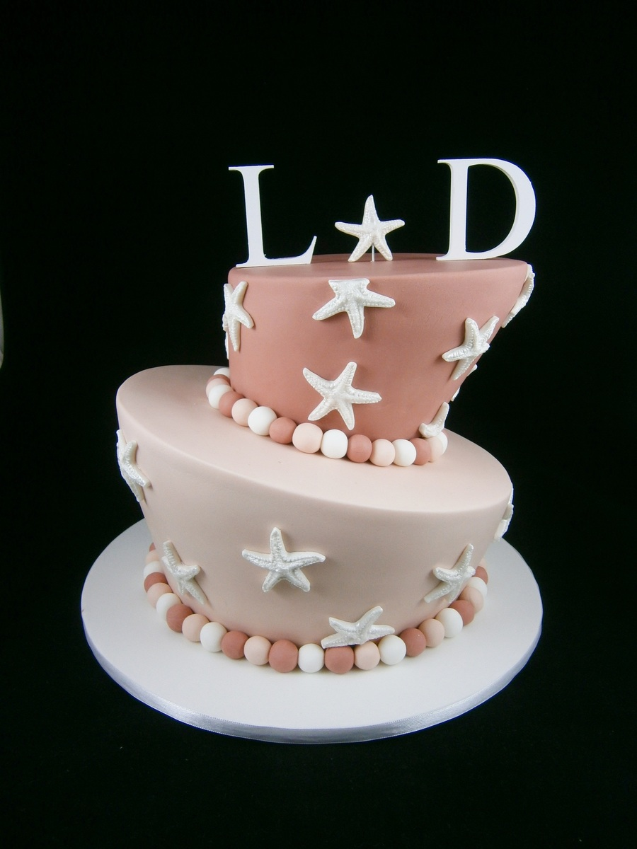 Starfish on Cake Central