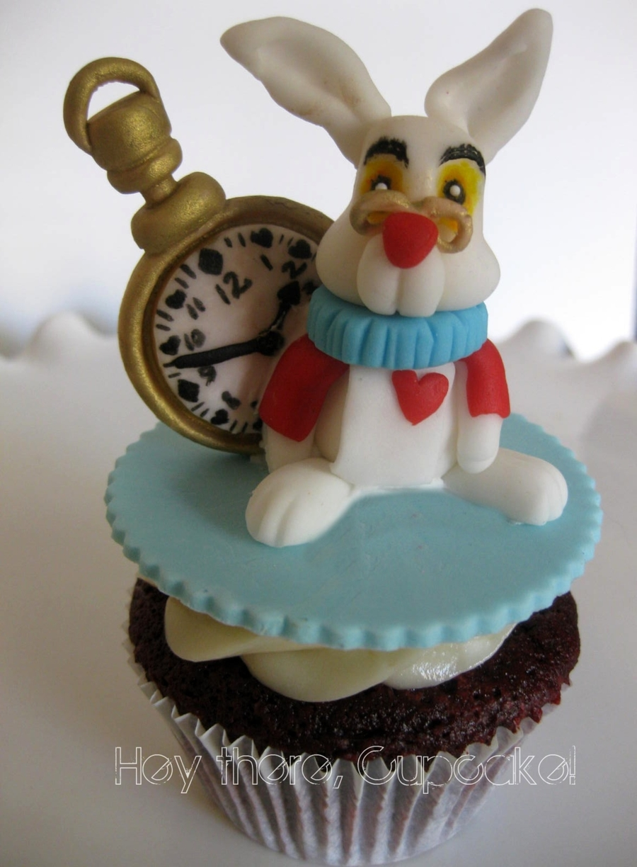 White Rabbit on Cake Central