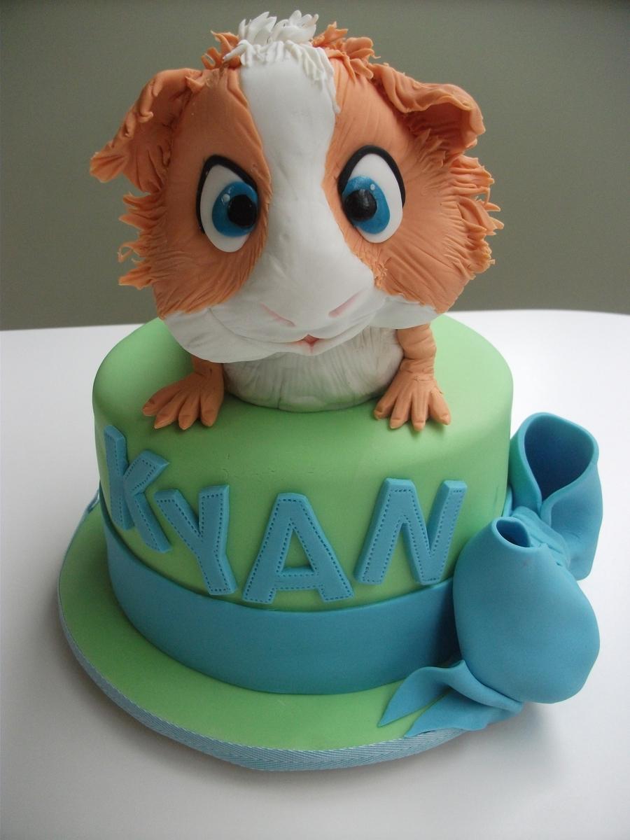 Kyan S Guinea Pig Cakecentral Com