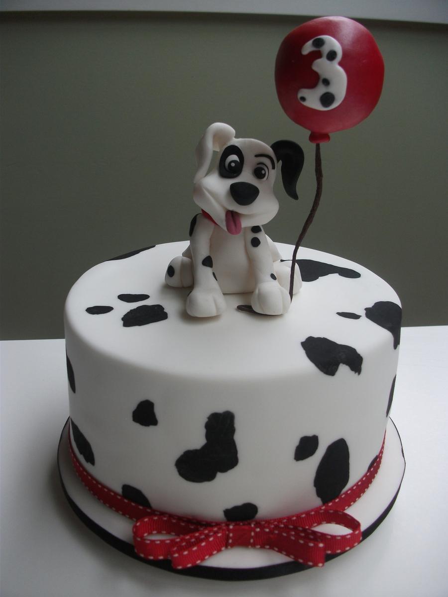 Dog Bone Cake Designs