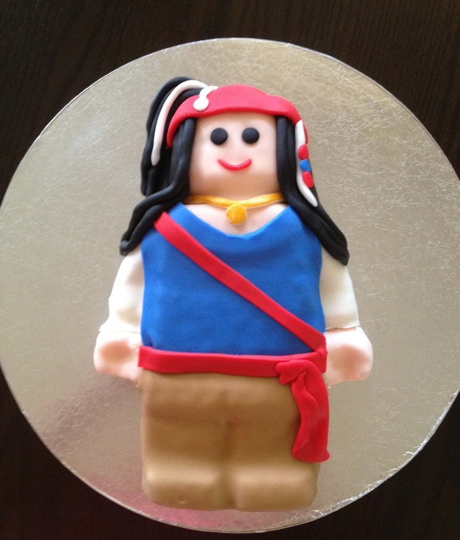 Pirate Of The Caribbean Lego Cake on Cake Central