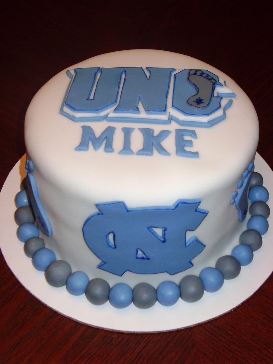 Unc Tarheels CakeCentralcom