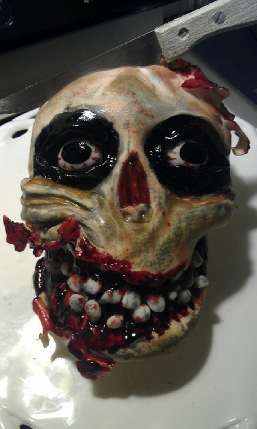 Zombie on Cake Central