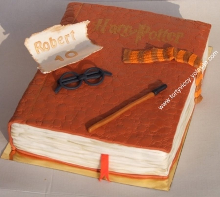 Book on Cake Central
