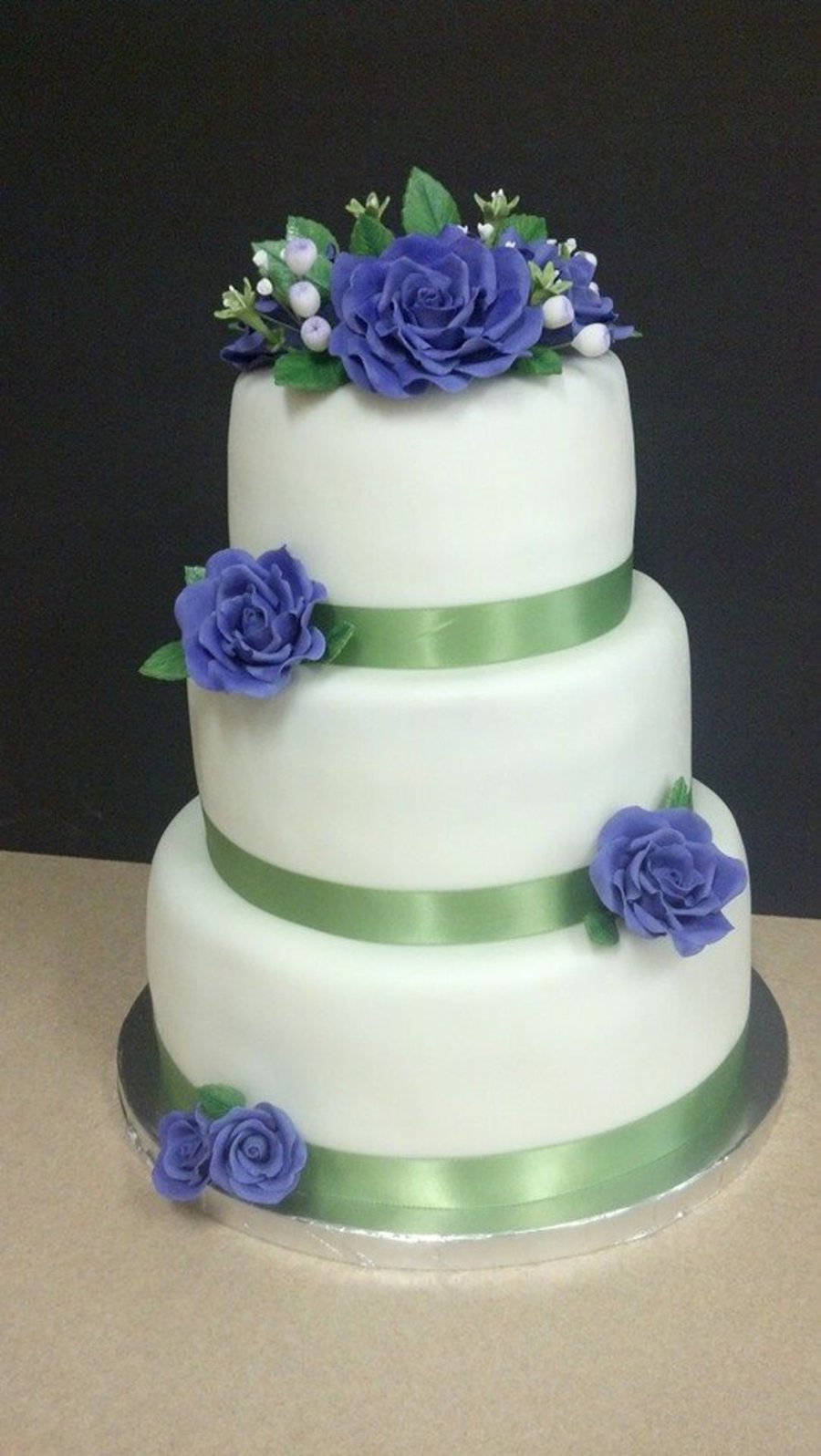 purple and lime green wedding cakes purple lime green wedding cake cakecentral 18862