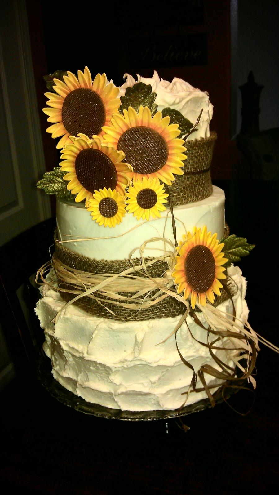 Sunflower Cakecentral Com